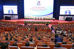 2.000 doanh nhân dự diễn đàn Thượng đỉnh kinh doanh GMS