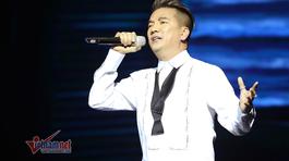 Thanh Lam, Mr Đàm khắc khoải trong đêm nhạc Phú Quang