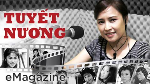 Diễn viên Tuyết Nương chia sẻ về công việc lồng tiếng