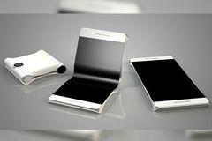 Sắp có smartphone gập đôi màn hình như cuốn sổ