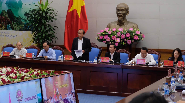 Hà Nội,xe biển xanh,xe biển đỏ,Phó Thủ tướng,Trương Hòa Bình