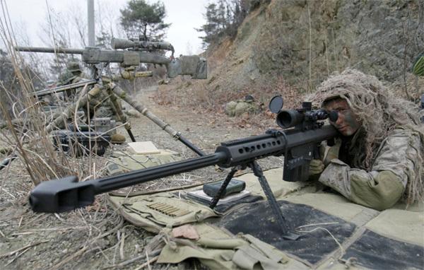 Hình ảnh cuộc tập trận khiến Triều Tiên bao lần nổi giận