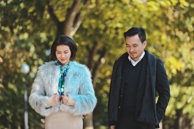 'Tình khúc bạch dương' tập 16: Quang - Quyên bên bờ vực ly hôn