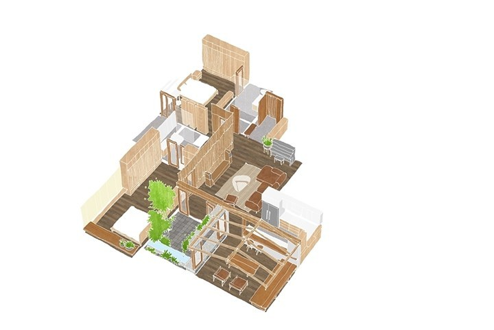 Nhà đẹp,nội thất,thiết kế căn hộ chung cư,mẫu căn hộ chung cư đẹp