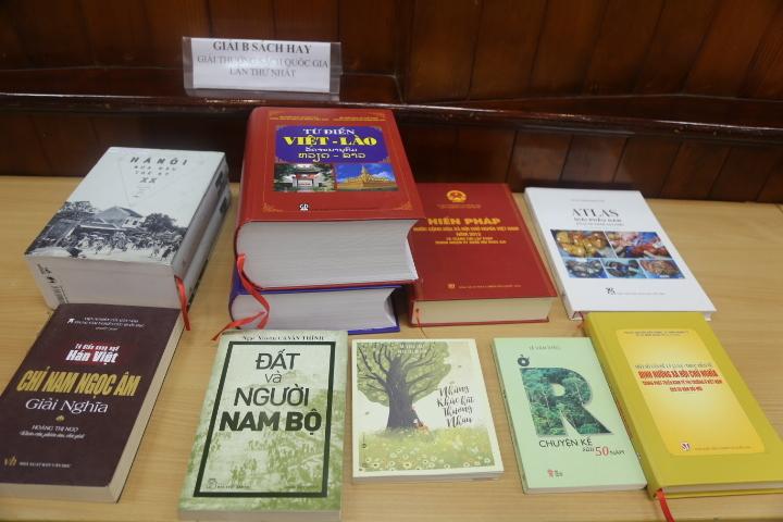 Giải thưởng Sách Quốc gia có nhiều đề cử uy tín