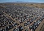 'Đột nhập' nghĩa địa xe hơi tại Mỹ