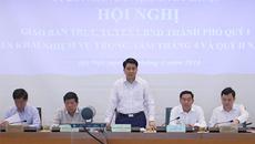 Chủ tịch Hà Nội chỉ đạo 'nóng' về phòng cháy tại các chung cư