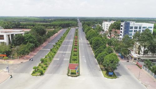 Nhơn Trạch: 'Điểm nóng' đầu tư bất động sản