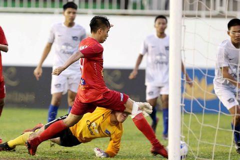 U19 HAGL 4-3 U19 Chonburi