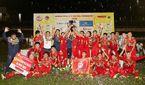 Hạ Mito, U19 Việt Nam vô địch tuyệt đối giải U19 quốc tế 2018
