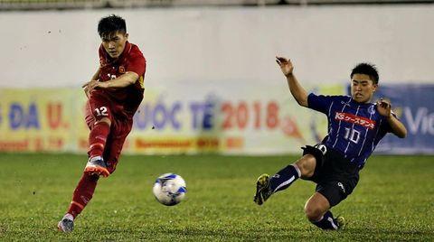 U19 Việt Nam 2-1 U19 Mito Hollyhock