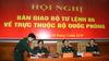 Bàn giao Bộ Tư lệnh 86 về trực thuộc Bộ Quốc phòng