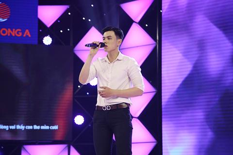 Hát mãi ước mơ: chàng trai thi hát vì lời trăn trối của cha