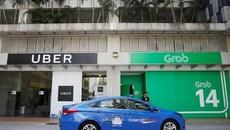 Singapore sẽ điều tra thỏa thuận chuyển nhượng giữa Uber và Grab