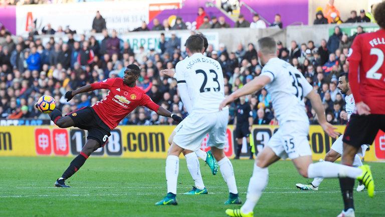 MU vs Swansea: Đẳng cấp chênh lệch
