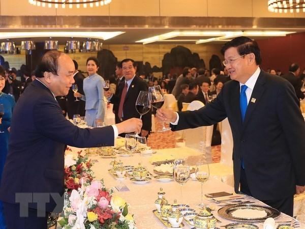 Thủ tướng Nguyễn Xuân Phúc,Nguyễn Xuân Phúc,Thủ tướng,Mekong,Campuchia-Lào-Việt Nam