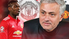 Mourinho dằn mặt Pogba: Đừng có đấu với tôi!