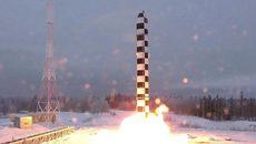 Căng thẳng leo thang, Putin cho thử tên lửa đạn đạo