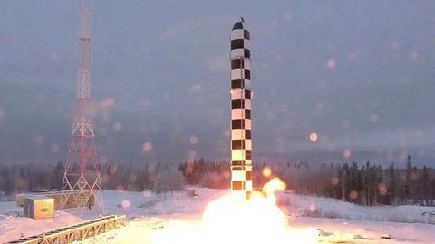 tên lửa Sarmat