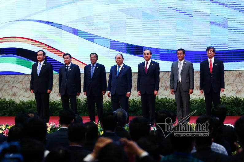 GMS đã trở thành một cực tăng trưởng của châu Á