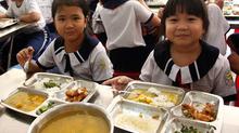Xây dựng thực đơn chuẩn cho học sinh bán trú Hà Tĩnh