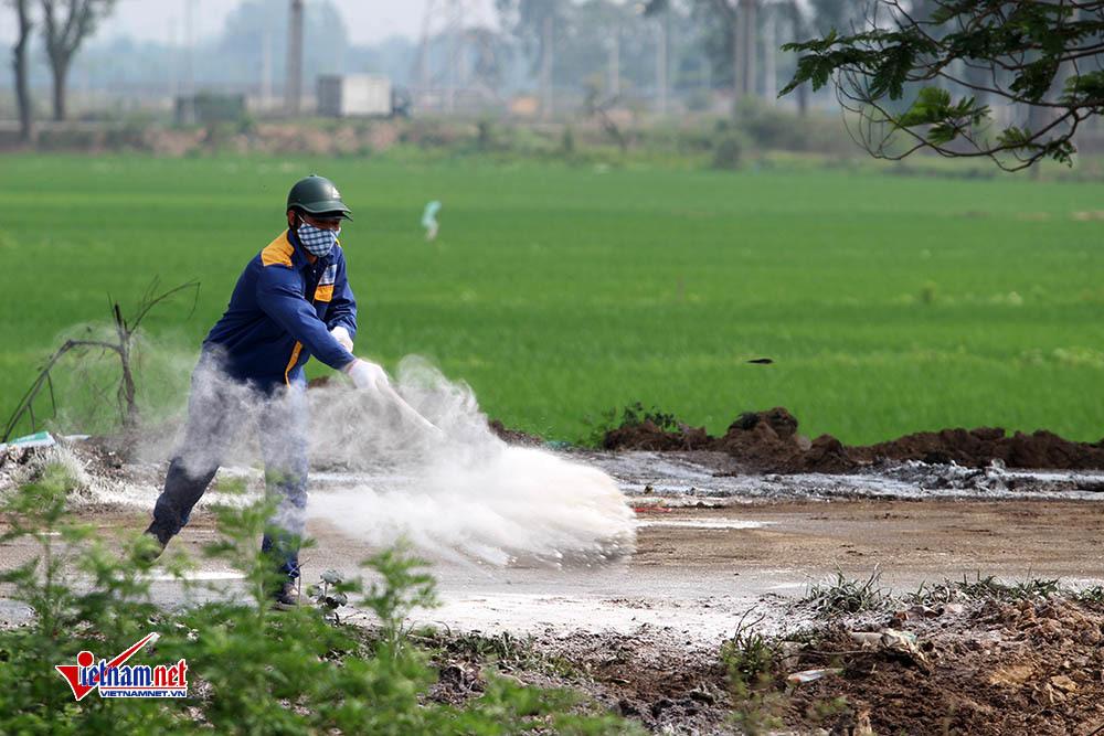 ô nhiễm,Hà Nội,rác thải