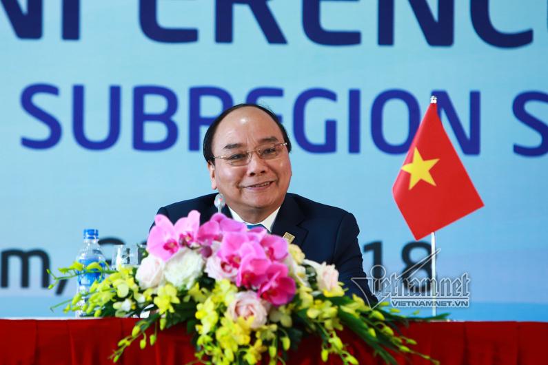 Thủ tướng,Thủ tướng Nguyễn Xuân Phúc,Mekong