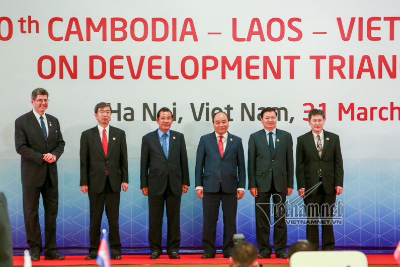 Thủ tướng,Thủ tướng Nguyễn Xuân Phúc,Campuchia-Lào-Việt Nam