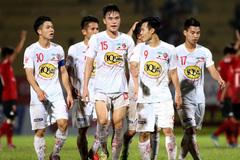 Vòng 4 V-League: HAGL kiếm niềm vui, đại chiến ở xứ Thanh