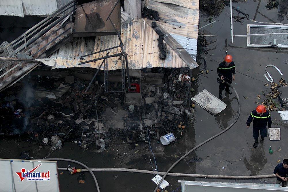 cháy,cháy lớn,cháy ở Hà Nội,Hà Nội