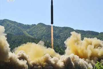 Nhật cảnh báo Triều Tiên dường như đang chuẩn bị thử hạt nhân