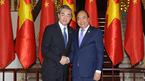 Thủ tướng tiếp Ủy viên Quốc vụ, Bộ trưởng Ngoại giao Trung Quốc
