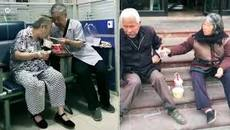 Cách thể hiện tình yêu của người già khiến giới trẻ phát hờn