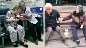 tình yêu già