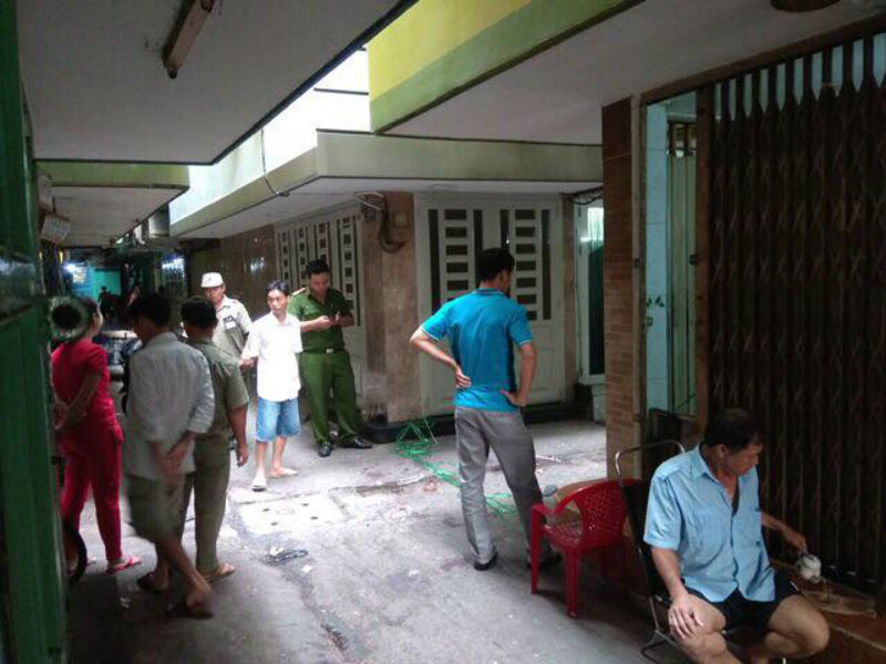 Hỗn chiến ở trung tâm Sài Gòn, 1 người chết