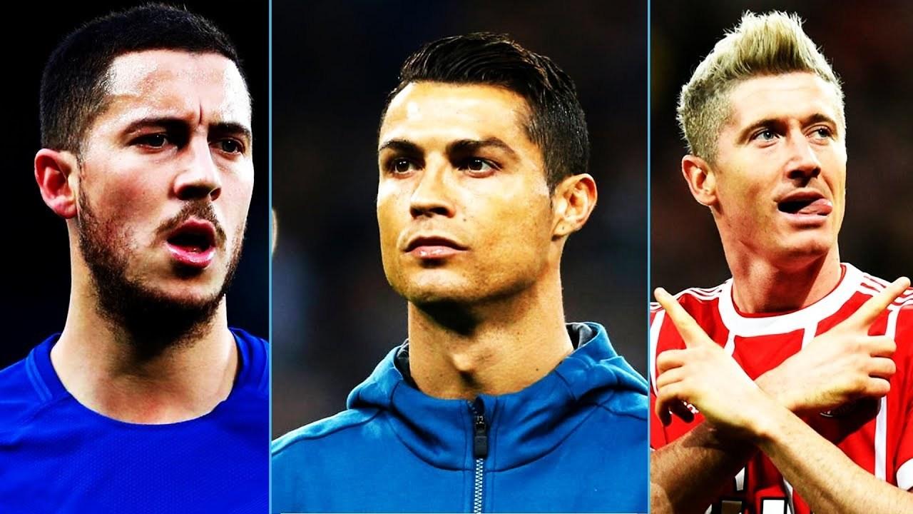 Chelsea,MU,Barca,Alderweireld,Griezmann,Real Madrid,Ronaldo,Hazard,Lewandowski