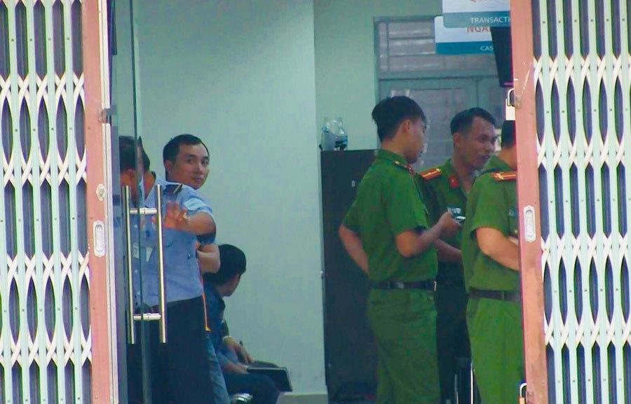 Giết người,cướp ngân hàng,pháp luật và đời sống,Bình Phước,Đặng Thanh Bình,giết 5 người,Sài Gòn,bản tin pháp luật,tin pháp luật