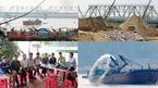 Tiếng kêu cứu dưới cầu đường sắt ở Nghệ An