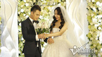 Dàn sao Việt lộng lẫy tới dự đám cưới Khắc Việt và vợ DJ