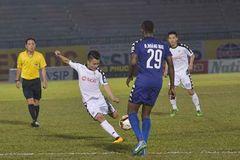 Quang Hải vào sân muộn, Hà Nội FC tuột chiến thắng