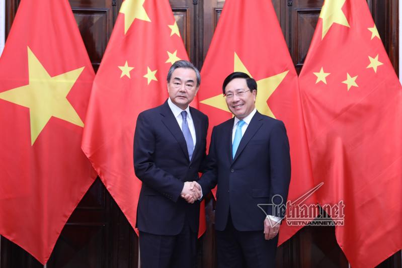 Thúc đẩy thương mại Việt-Trung phát triển cân bằng, lành mạnh