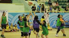Jr.NBA tìm kiếm tài năng bóng rổ tại Hà Nội