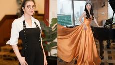 Lý Nhã Kỳ rũ bỏ hình ảnh quý phái, Hương Giang làm công chúa