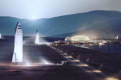 Con người sẽ được đưa lên Sao Hỏa trong tương lai gần