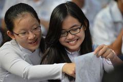 Đề thi học sinh giỏi môn Ngữ văn có câu hỏi Toán học