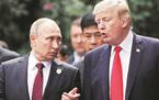 Nga và phương Tây bên bờ Chiến tranh Lạnh?