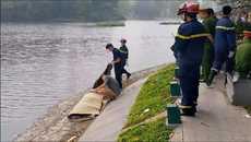 Phát hiện thi thể 2 nam sinh ở hồ trong công viên Thống Nhất
