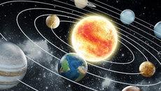 Sao Mộc không xoay quanh mặt trời