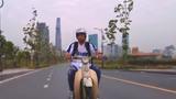 Dạo khắp Sài Gòn chỉ với 3 phút