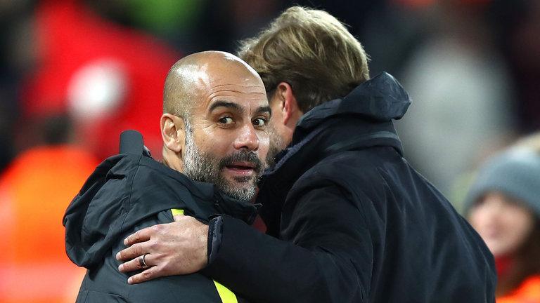 Guardiola e ngại bộ ba tấn công hủy diệt của Liverpool